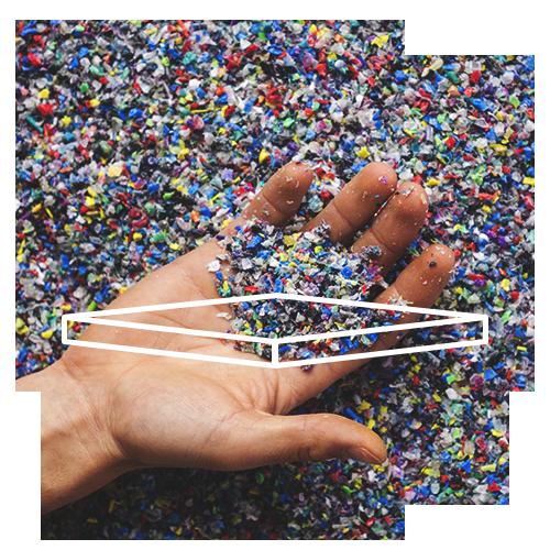 Plasticpla - Mano plástico